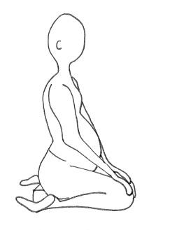 virasana meditation